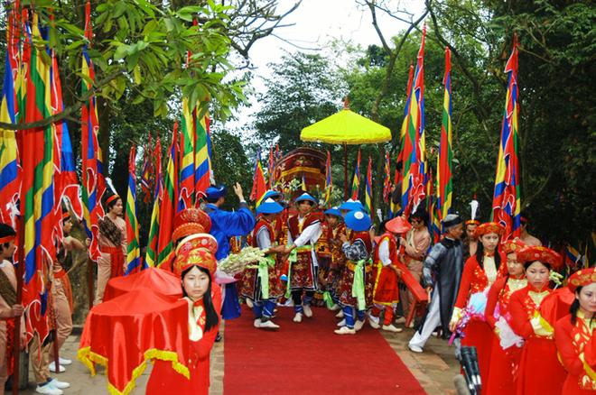 Điểm mới quan trọng nhất trong Lễ giỗ tổ Hùng Vương và lễ hội Đền Hùng 2016