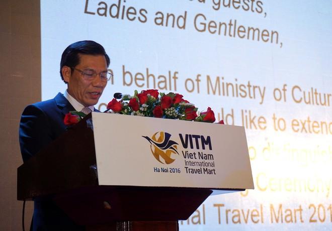 Bộ trưởng Bộ VH-TT&DL Việt Nam Nguyễn Ngọc Thiện đánh giá Hội chợ là diễn đàn chuyên nghiệp cho các doanh nghiệp du lịch kết nối và hợp tác kinh doanh