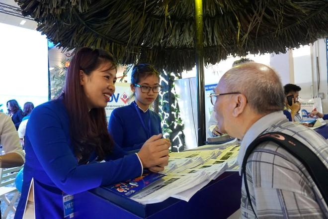 Khai mạc Hội chợ Du lịch quốc tế Việt Nam 2016 ảnh 5