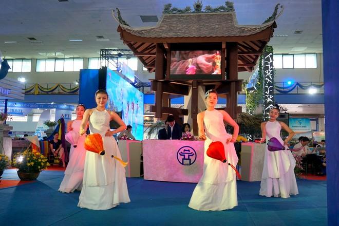 Khai mạc Hội chợ Du lịch quốc tế Việt Nam 2016 ảnh 3
