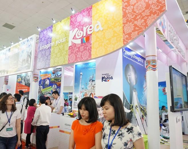Khai mạc Hội chợ Du lịch quốc tế Việt Nam 2016 ảnh 10