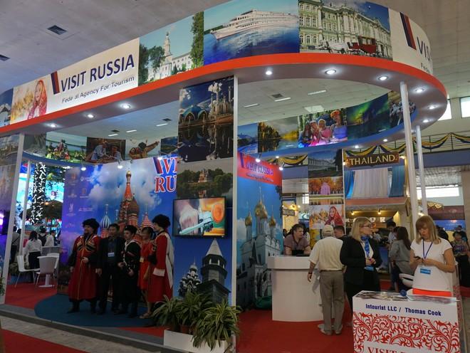 Khai mạc Hội chợ Du lịch quốc tế Việt Nam 2016 ảnh 9