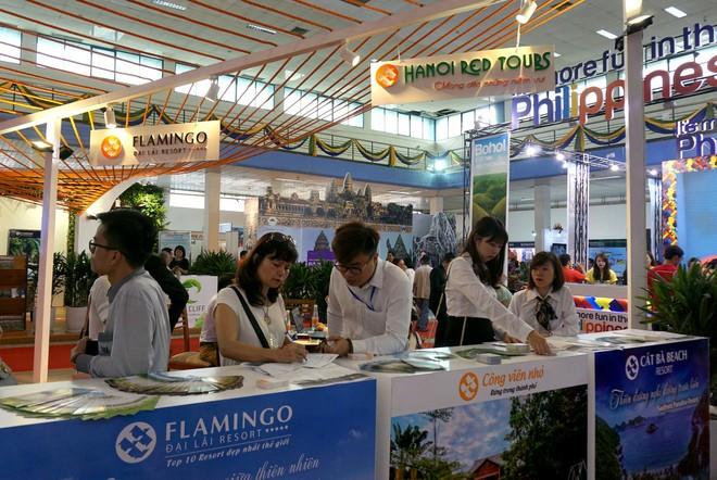Khai mạc Hội chợ Du lịch quốc tế Việt Nam 2016 ảnh 6