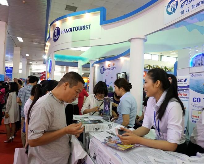 Khai mạc Hội chợ Du lịch quốc tế Việt Nam 2016 ảnh 4