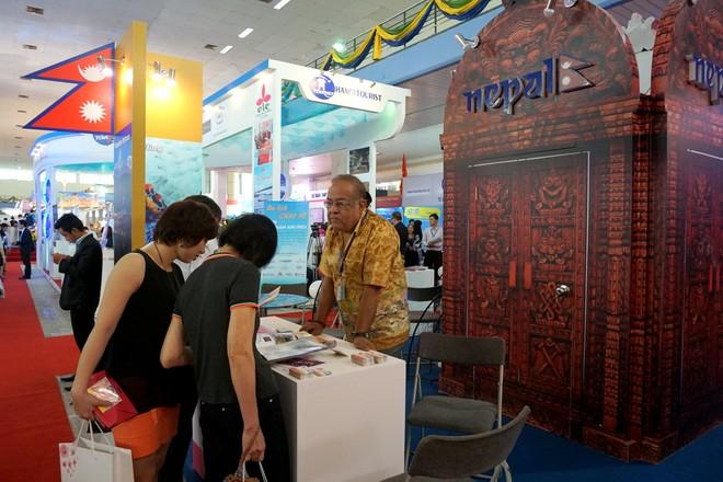 Khai mạc Hội chợ Du lịch quốc tế Việt Nam 2016 ảnh 11