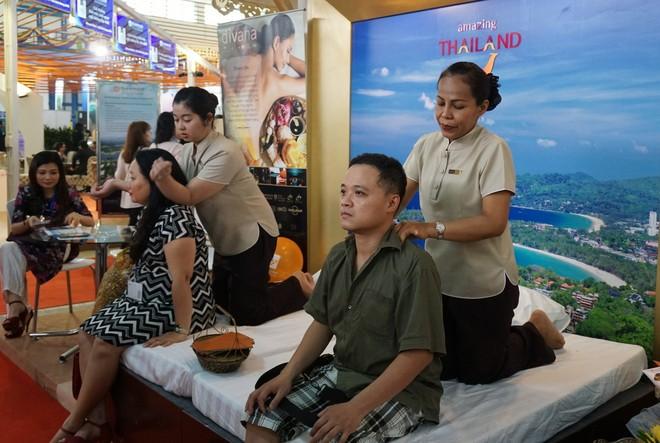 Khai mạc Hội chợ Du lịch quốc tế Việt Nam 2016 ảnh 8