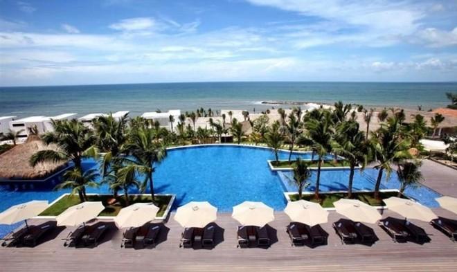 Những khu nghỉ dưỡng sang trọng là điểm đến mơ ước của nhiều du khách trong mùa hè này