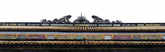 Giá trị nổi bật của hệ thống thơ văn trên kiến trúc cung đình Huế