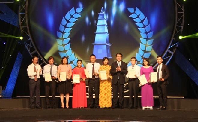 Năm nay, giải Báo chí Quốc gia đã trao 8 giải A cho các tác phẩm xuất sắc