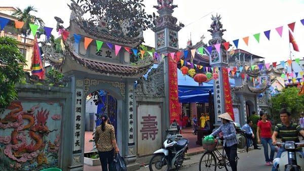 Đình Hoàng Cầu, Ô Chợ Dừa, Hà Nội