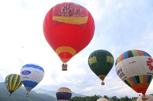Khinh khí cầu Vietjet sẽ đại diện Việt Nam biểu diễn trên thế giới