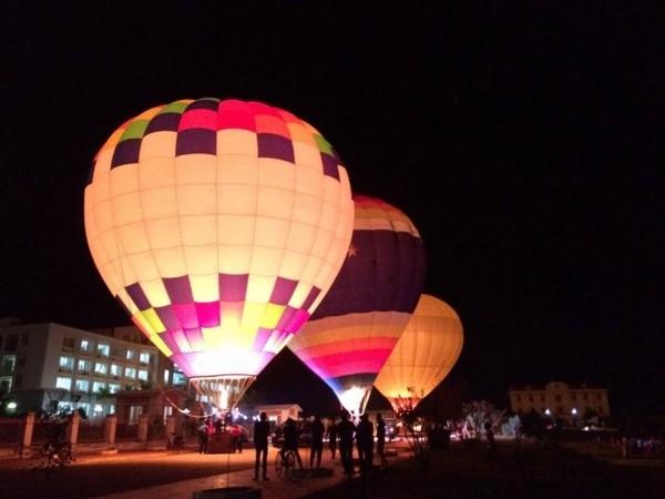 Mộc Châu tổ chức lễ hội khinh khí cầu
