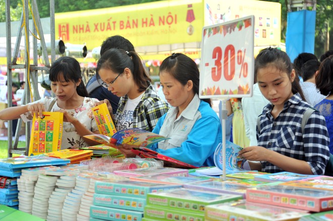 Hội sách Hà Nội chào đón nhiều vị khách quốc tế ảnh 10