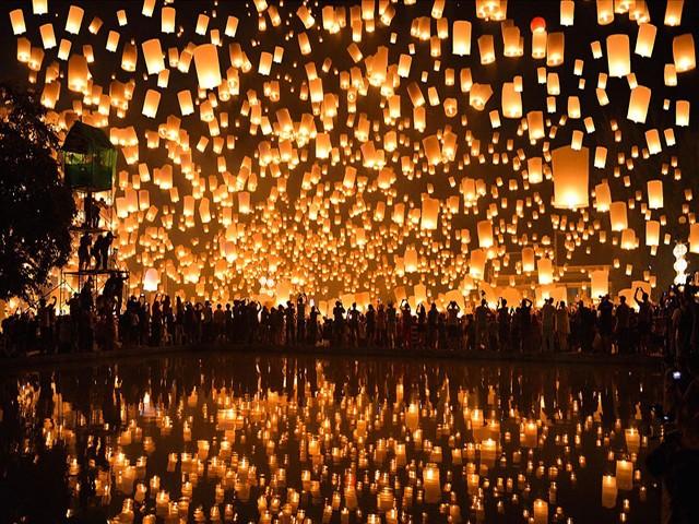 Cảnh tượng lung linh ấn tượng tại lễ hội Diwali