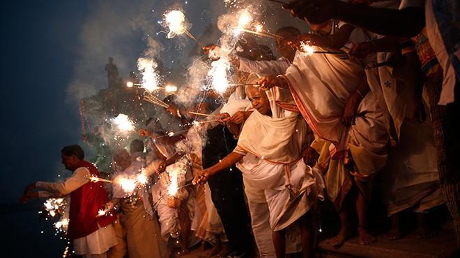 Không chỉ riêng Ấn Độ, lễ hội Diwali đã có mặt tại hơn 13 nước trên thế giới