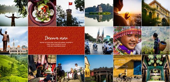 Người đọc dễ dàng truy cập và lên kế hoạch cho hành trình du lịch của mình tại Việt Nam