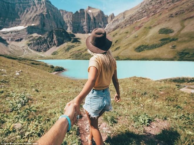 Bản thân Lauren cũng là một blogger nổi tiếng về du lịch