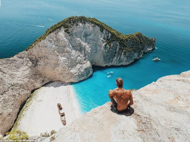 Bỏ việc để đi du lịch thế giới là một quyết định không dễ dàng với Jack Morris...