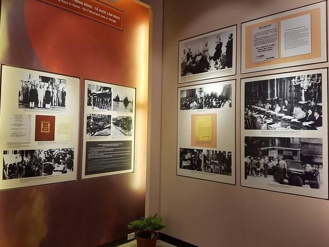 Di tích Nhà lưu niệm Bác Hồ tại làng Vạn Phúc Hà Đông đã hoàn thành tu sửa giai đoạn 1 và mở cửa phục vụ khách tham quan