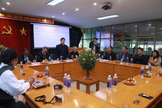 Buổi gặp gỡ là cơ hội quý báu để thúc đẩy cơ hội hợp tác, giao lưu giữa những người làm báo Hà Nội - Chiang Mai