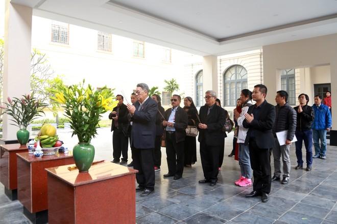 Đoàn nhà báo Thái Lan thăm tòa soạn Báo An ninh Thủ đô