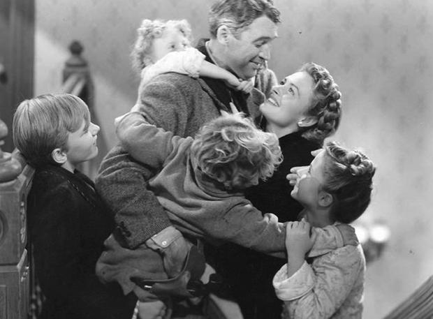 """Ra đời cách đây 70 năm nhưng """"It's a Wonderful Life"""" vẫn có sức sống không phai mờ trong lòng khán giả Mỹ"""