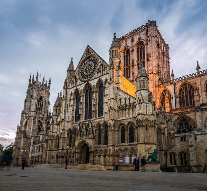 Nhà thờ cổ ở York, Anh
