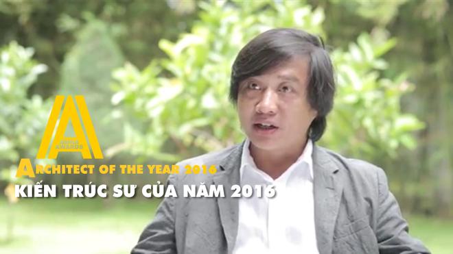 KTS Nguyễn Hoàng Mạnh là kiến trúc sư trưởng của MIA Design Studio