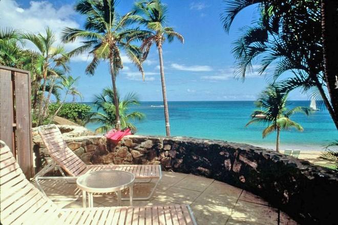Bãi biển Bucaneer - một trong những địa danh không thể bỏ lỡ tại St.Croix