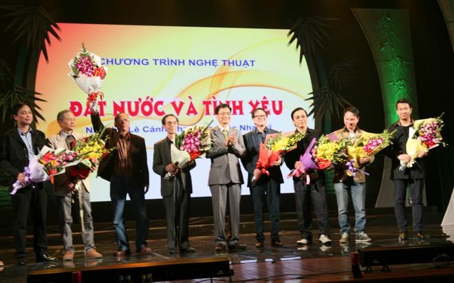 Các nhạc sĩ có tác phẩm phổ nhạc từ thơ của Nguyễn Cảnh Nhạc