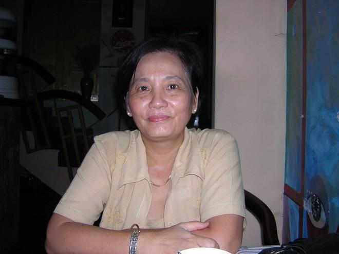 Nhà văn Dạ Ngân