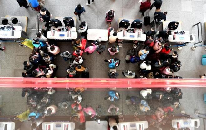 Sẽ ra sao nếu 1,4 tỉ người Trung Quốc đi du lịch cùng một lúc?