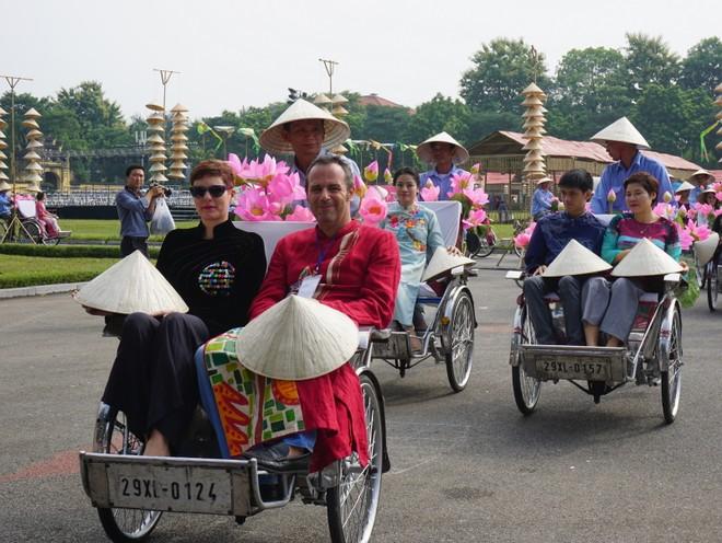 Festival Áo dài Hà Nội là một trong những sự kiện đặc sắc của ngành Du lịch Thủ đô