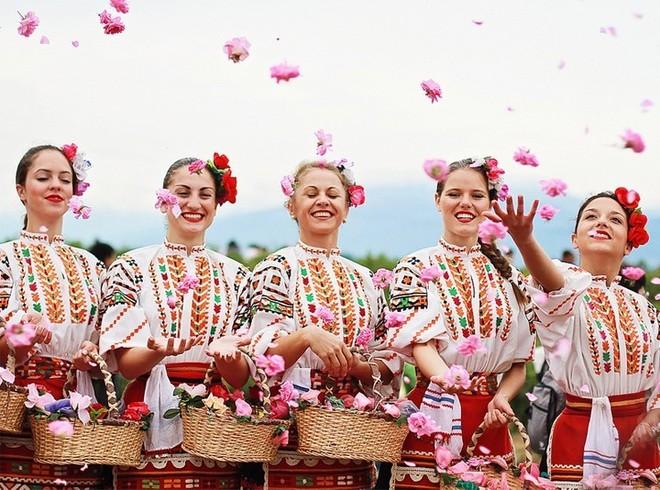 Đây là một trong những lễ hội truyền thống của Bulgaria