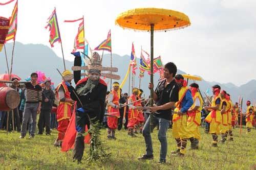 Lễ hội Ná Nhèm (Lạng Sơn)
