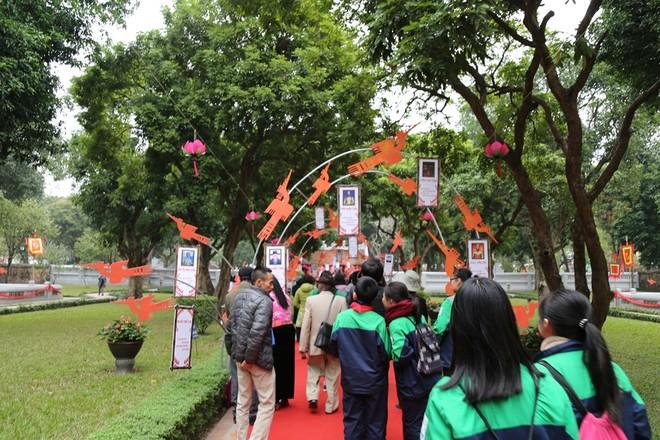 """""""Con đường thi nhân"""" - nơi tôn vinh các nhà thơ lớn của Việt Nam"""