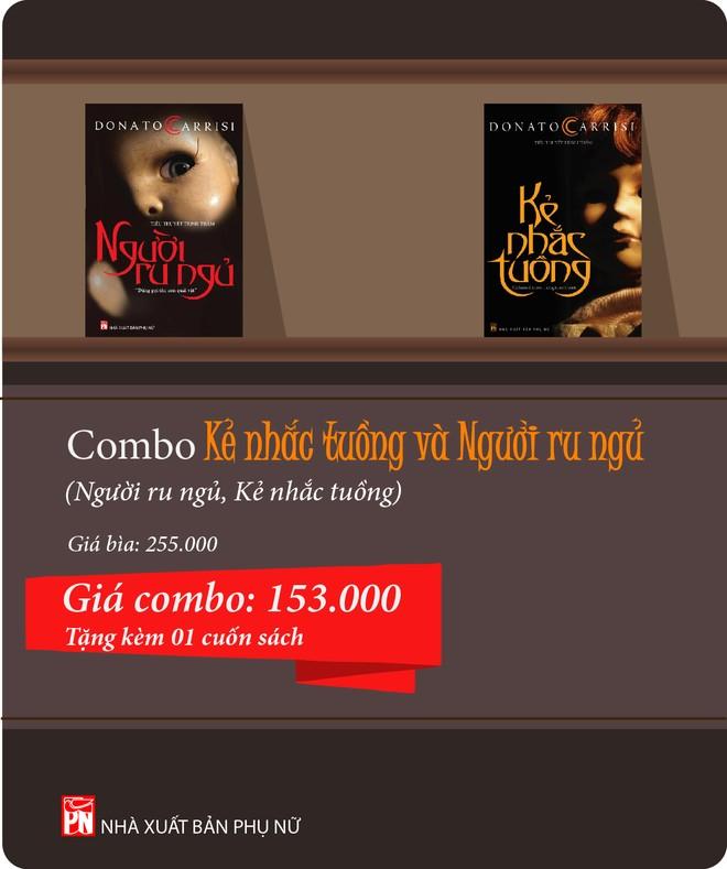 NXB Phụ nữ giới thiệu tới độc giả bộ sách combo với giá hấp dẫn
