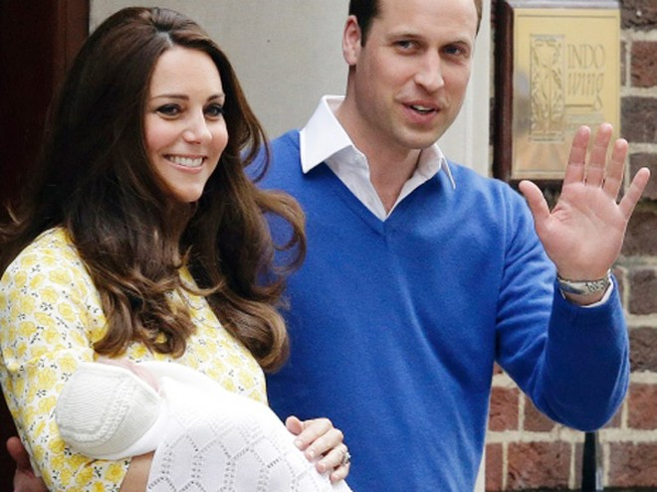 Mất 1,5 triệu USD vì cá cược tên công chúa của Hoàng gia Anh ảnh 1
