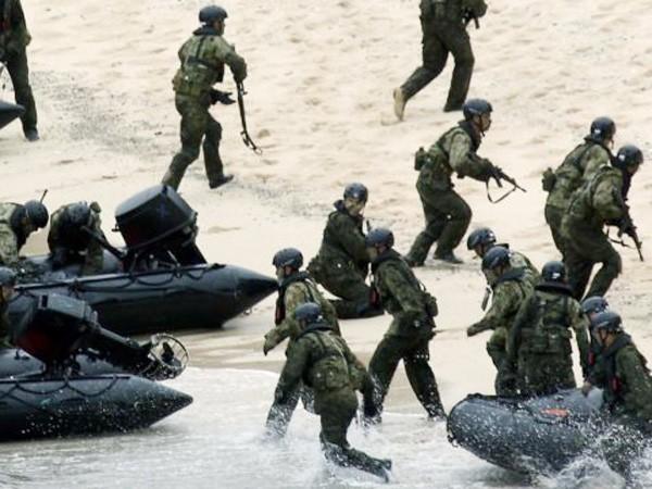 Nhật Bản lập đơn vị đồn trú ở những đảo xa ảnh 1