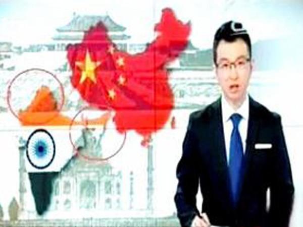 Truyền hình Trung Quốc đăng sai bản đồ Ấn Độ ảnh 1
