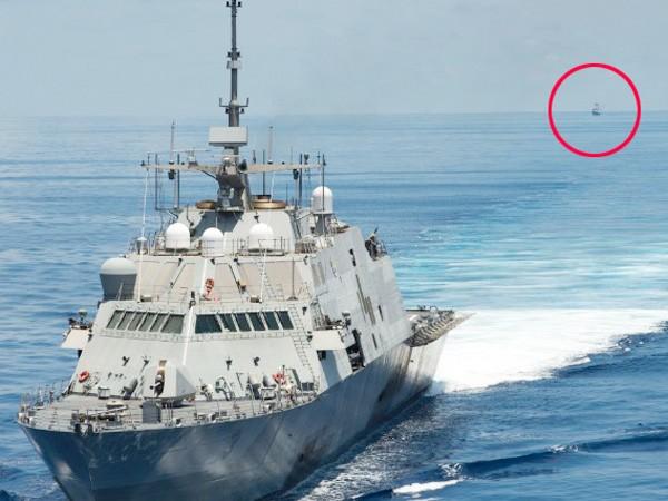 3 kịch bản va chạm Mỹ - Trung trên Biển Đông ảnh 2
