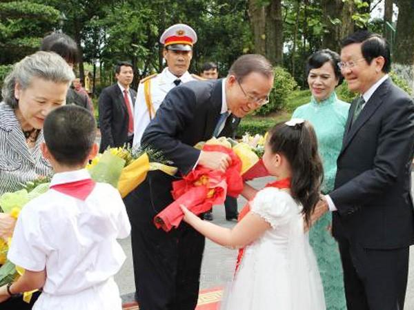 Liên hợp quốc luôn coi trọng đóng góp tích cực của Việt Nam ảnh 2