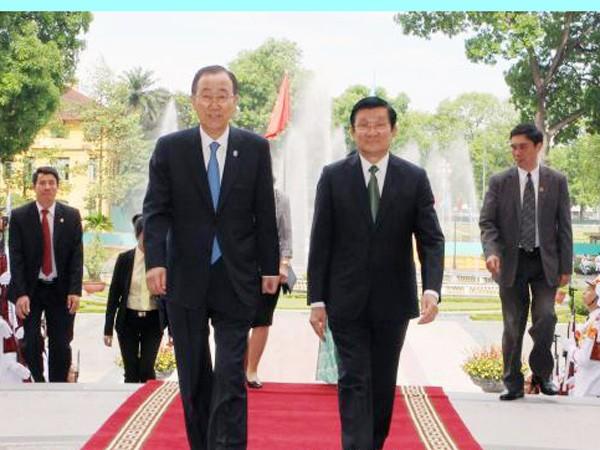 Liên hợp quốc luôn coi trọng đóng góp tích cực của Việt Nam ảnh 1