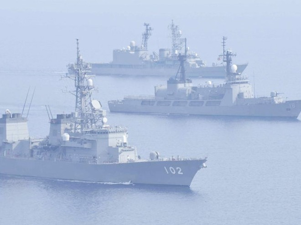 Nhật Bản xem xét điều quân tới Biển Đông giám sát Trung Quốc ảnh 1