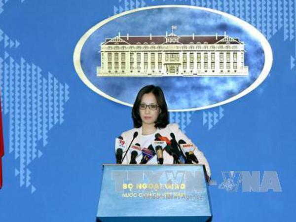 Việt Nam cử tàu tìm kiếm cứu nạn ra quần đảo Hoàng Sa là bình thường, hợp pháp ảnh 1