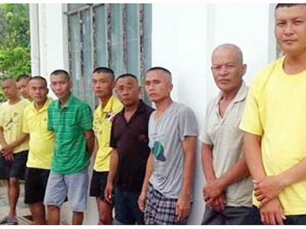 Philippines trục xuất 9 ngư dân Trung Quốc đánh bắt trộm rùa biển ảnh 1