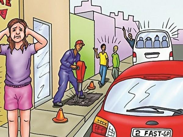 Tiếng ồn đường phố làm tăng bệnh cao huyết áp ảnh 1