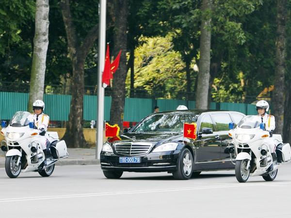 Công an Hà Nội đảm bảo tuyệt đối an toàn các sự kiện chính trị, ngoại giao lớn của Đảng, Nhà nước