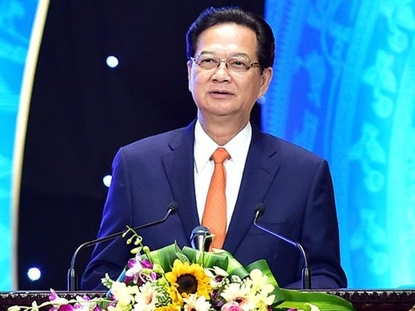 Thủ tướng Nguyễn Tấn Dũng: Đề cao tinh thần thượng tôn pháp luật ảnh 1