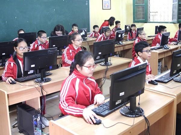 Đào tạo miễn phí ngôn ngữ lập trình cho học sinh THCS ảnh 1